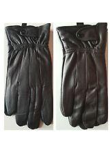 Lee Cooper gant homme 100% cuir bovin véritable design français