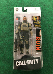Call Of Duty Action Figure Ruin Mcfarlane Toys Collectible New