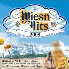WIESN HITS 2008 -2 CD NEU Safri Duo O-Zone Alex C. Opus