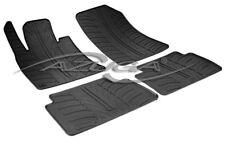 Design Gummimatten für Peugeot 508/508SW ab 2011 Gummi-Fußmatten inkl. Clips