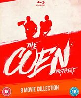 The Coen Brothers: Directors Collection (BD) [Blu-ray] [2018] [Region Free]