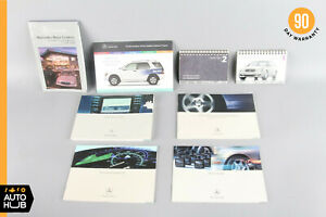 2003 Mercedes-Benz W220 S430 Owner's Operator's Manual Book OEM