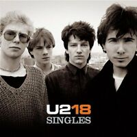 U2 18 singles (2006, #1714309) [CD]