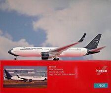 Herpa Wings 1:500  Boeing 767-300  Blue Panorama EI-CMD  531559 Modellairport500