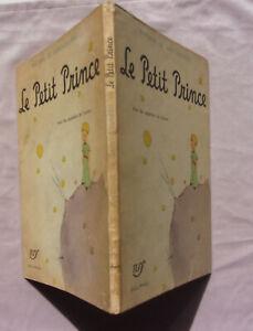 livre ancien  Le Petit Prince 1947  Antoine de Saint-Exupéry