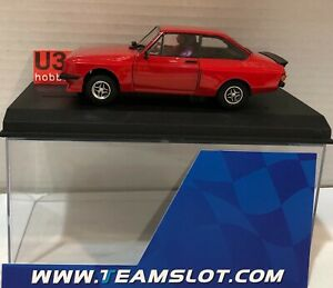 Team slot 13001 Ford Escort Mkii RS2000 X-Pack Rouge
