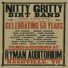 The Nitty Gritty Dir - Circlin' Back-Celebrating 50 Years [New CD]