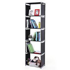 5 Fächer Standregal Bücherregal Aufbewahrung Büroregal Eckregal Regale LSN15H