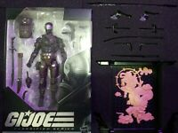 SNAKE EYES DELUXE Exclusive Box Set GI Joe Classified IN HAND