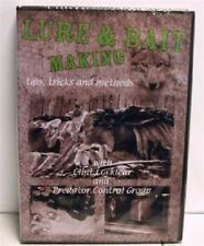 Clint Locklear's Lure & Bait Making, tricks, tips and Methods Video Dvd