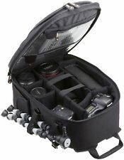 DSLR Camera Bag Backpack Carry Case Lenses Gear Pockets Accessories Storage New