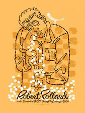 Robert Pollard Portland Guided By Voices Concert Poster