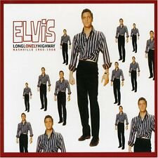 EX! Elvis Presley: Long Lonely Highway FTD Nashville 1960 - 1968 OOP CD (2000)