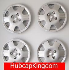 "NEW SET of 14"" Wheelcovers Hubcaps that fit 2000 2001 2002 Toyota ECHO"