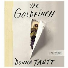 The Goldfinch by Donna Tartt Compact Disc Book (English) new sealed