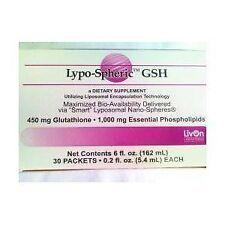 LivOn Laboratories Lypo-Spheric GSH