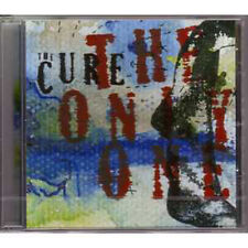 MAXI CD CURE The only one 2 tracks jewel case