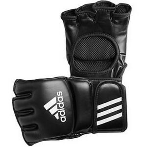 adidas Professional MMA Gloves Real Leather