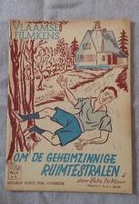 Vlaamse Filmkens N°238 Om de geheimzinnige ruimtestralen Averbode