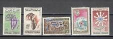 R5256 - TUNISIA 1961 - LOTTO ** TEMATICI - VEDI FOTO