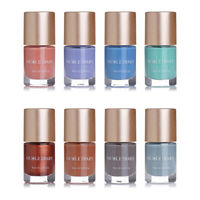 9ml Nail Stamping Polish Spring Series Varnish 8 Colors Optional Nicole Diary