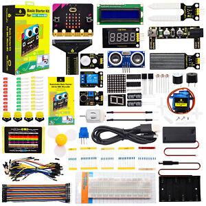 KEYESTUDIO Basic/Starter/Complete Starter Kit Electronic kit for BBC Micro:bit Y