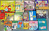 Games Puzzles Memory Cards Bundle Orchard Toys,Ravensburger and more 3yrs +