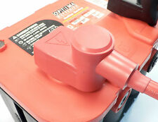 Red Top Post Battery Terminal Boot Marine Type Cover Race Car Auto