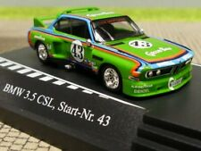 Spur H0-1:87 CSL- Start- Nr 42 Busch 40304 BMW 3.5