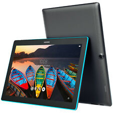 LENOVO Tab 10 16 GB   10.1 Zoll Tablet Schwarz/Blau