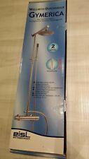 GYMERICA Duschsystem mit Thermostat Duscharmatur Regen Dusche Set Duschsäule