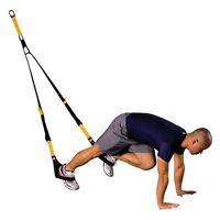 Phoenix Body Weight Suspension Trainer Training Straps Door Anchor Home Gym Kit
