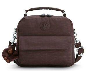 Kipling CANDY Small handbag (convertible to backpack) - Purple Raisin