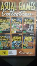 Casual Games Collection. 6 PC Games in one.1205 games in all PC GAME