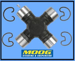 1 Driveshaft Universal Joint MOOG HD Super Strength RWD/4WD Moog Greasable