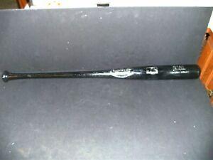 "Vintage 33"" Louisville Slugger Black Derek Jeter Model 180 Baseball Bat Yankees"