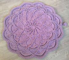 """""""Pouletta"""" Handmade Rug Crochet"""