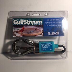 Nelson-Gulfstream GULF STREAM Bird Bath Heater NEW Fits All Baths 6200 Universal