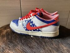 Nike Dunk Low GS  'Independence Day' Size UK6,EU39.