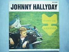 Johnny Hallyday 33Tours vinyle Trifft Die Rattles Allemand