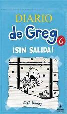 Jeff Kinney Fiction Children & Young Adults Books in Spanish