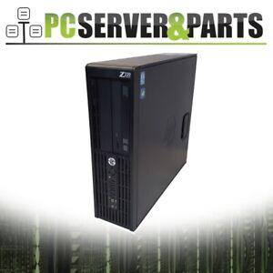 HP Z220 SFF Computer Barebones Unit CTO No CPU No RAM No HDD