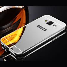 Fundas y carcasas color principal plata metal para teléfonos móviles y PDAs Samsung