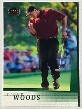 TIGER WOODS 2001 Upper Deck #1 RC PGA Golf Card