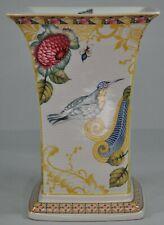 SPODE Sumatra Butterfly Vase