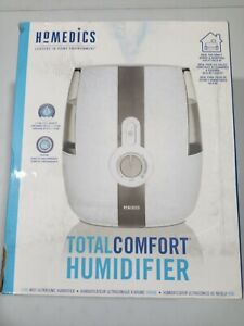 HoMedics Total Comfort Humidifier - White/Smoke - GallyHo