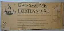 Gasgrill-Smoker Portland XL NEU inkl. Rechnung mit MwSt