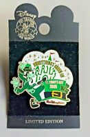 WDW - Everything's Green Collection Goofy St Paddy Day Pin 37202