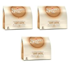 3 x 8 Pods Douwe Egberts Senseo Café Latte New from Germany