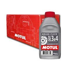 Motul Dot 3 & 4 Brake Fluid 0 5l (z6r)